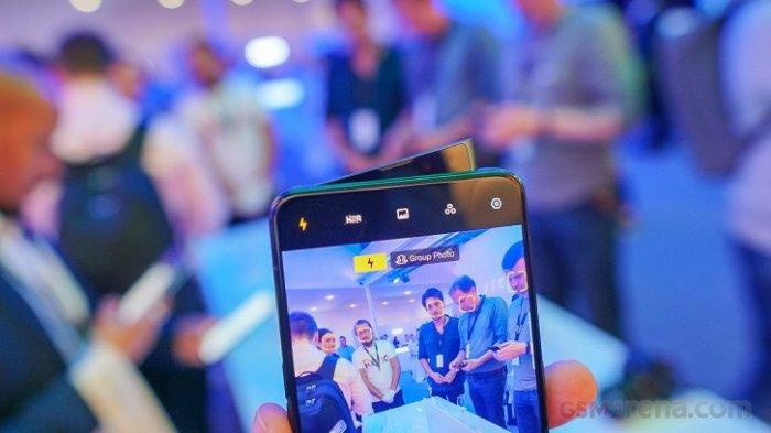 Oppo Reno pop-up selfie kamera