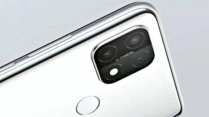 Oppo resmi memperkenalkan A15s. Ponsel menengah dengan tiga kamera belakang.