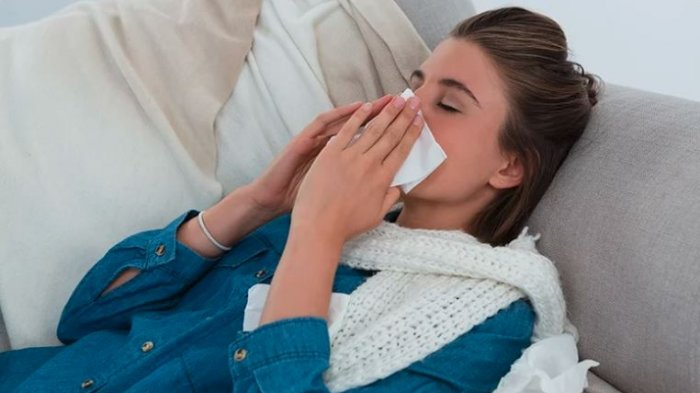 Mengapa Penderita Asma Lebih Berisiko Tinggi Kena Sakit Flu? Ini Penjelasannya
