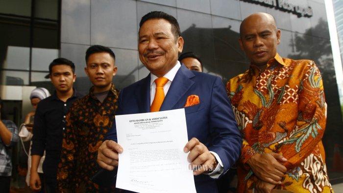 Otto Hasibuan Tolak Sebutan Tim Advokat untuk Prabowo-Sandi yang Disematkan Tv One padanya