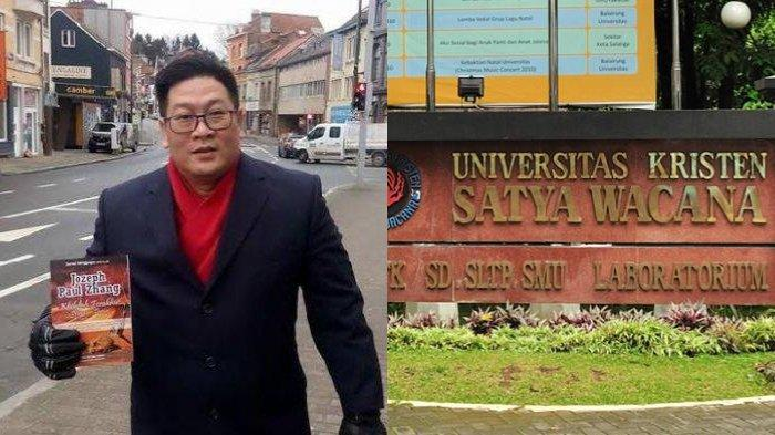 UKSW Buka-bukaan Kehidupan Kuliah Jozeph Paul Zhang, sempat Ambil S2 tapi Tiba-tiba Berhenti