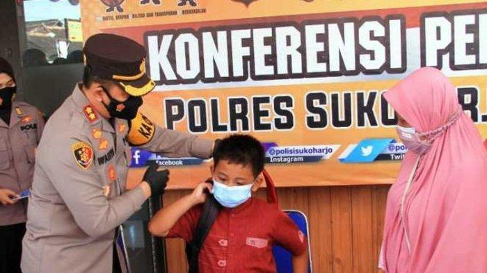 Pilu Gifari Bocah di Sukoharjo yang 2 Orangtuanya Wafat karena Covid, Ibunya Sempat Pindah RS 5 Kali