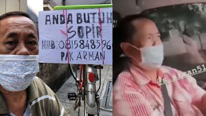 Sosok Pak Arman, Penjual Kopi Keliling yang Kini Jadi Sopir Atta Halilintar, Viral karena Kehidupnya