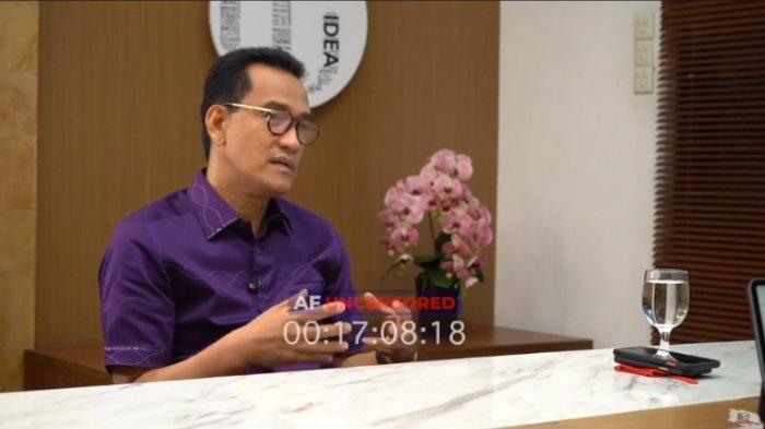 Pakar hukum Refly Harun mengungkapkan dirinya pernah dikira kubu Joko Widodo (Jokowi) pada Pilpres 2014, diunggah Senin (2/11/2020).