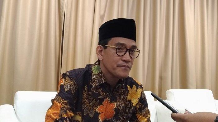 Pakar Hukum Tata Negara Refly Harun dalam diskusi Menakar Kapasitas Pembuktian MK, di Jakarta Pusat, Kamis (13/6/2019).