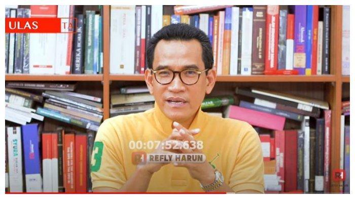 Respons Desakan agar Moeldoko Mundur dari KSP, Refly Harun: Harusnya dari Awal, Bukan setelah Kalah