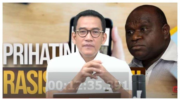 Bahas Kasus Natalius Pigai, Refly Harun Harap Tak Ada Lagi Relawan Mengatasnamakan Jokowi-Maruf Amin