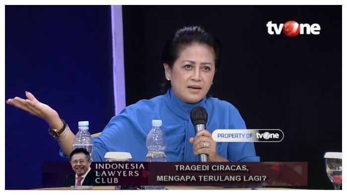 Di ILC, Pakar Militer Ungkap Isu Kecemburuan TNI dengan Polri: Kenapa Enggak di Bawah Kementerian?
