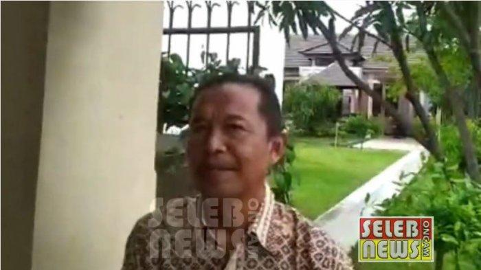 Paman mendiang Lina Jubaedah, Ismail, memberikan tanggapan soal Teddy Pardiyana yang ngotot minta bagian hak waris, Jumat (8/1/2021).