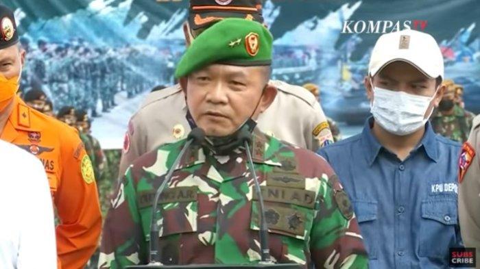 Sosok Dudung Abdurachman, Calon Kuat Pengganti KSAD Jenderal Andika Perkasa, Pernah Jadi Loper Koran