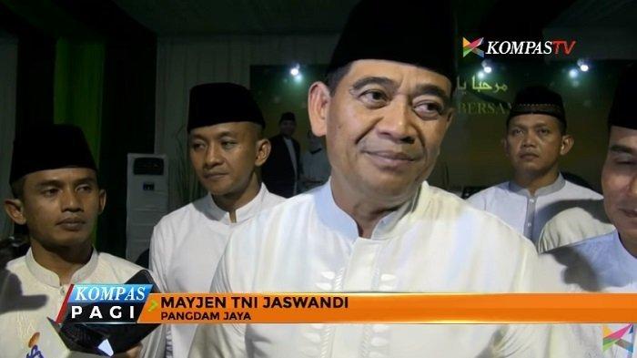 Mutasi TNI, Pangdam Jaya dan Danjen Kopassus Diganti