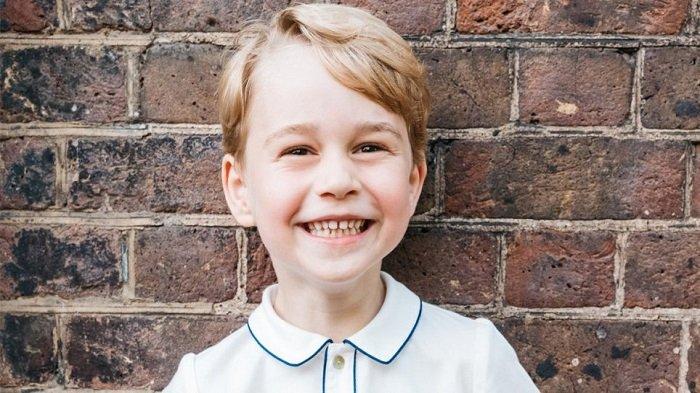 Pangeran George Ulang Tahun, Berikut Momen-momen Terbaiknya Selama 5 Tahun Terakhir