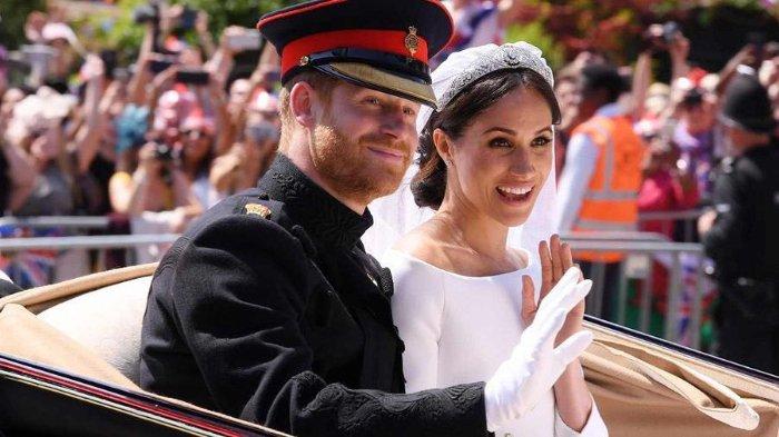 Ada Satu Kursi Kosong di Pernikahan Pangeran Harry & Meghan Markle, Ini Alasan Dibaliknya