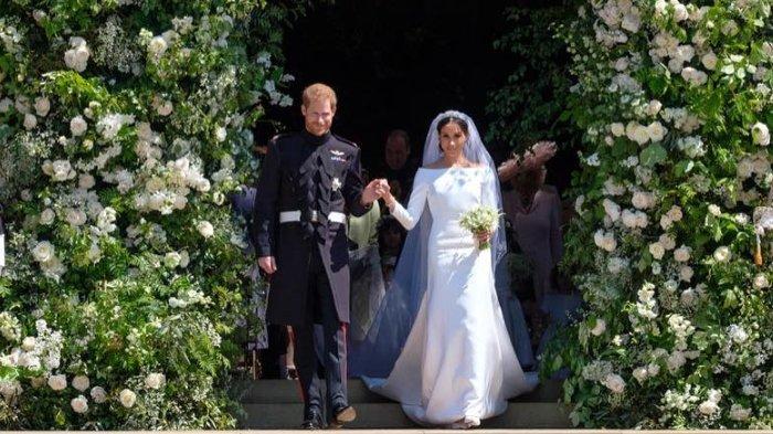 12 Potret Kejadian Lucu yang Tak Sengaja Tertangkap Kamera saat Royal Wedding