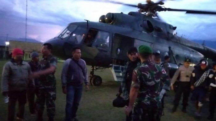 15 Jenazah di Puncak Kobo Nduga Rencananya Bakal Dievakuasi Hari Ini