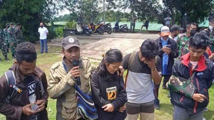 KKB Lakukan Hal Tak Manusiawi ke Nakes di Kiwirok, Korban Selamat Lihat Dokter Ditendang ke Jurang
