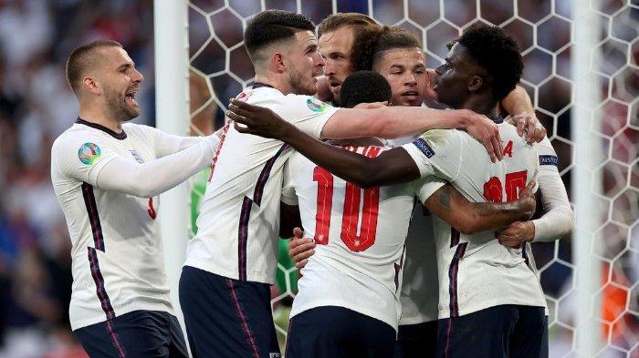 Mampu Geser Jadon Sancho hingga Phil Foden, Inilah Kontribusi Bukayo Saka di Inggris pada EURO 2020