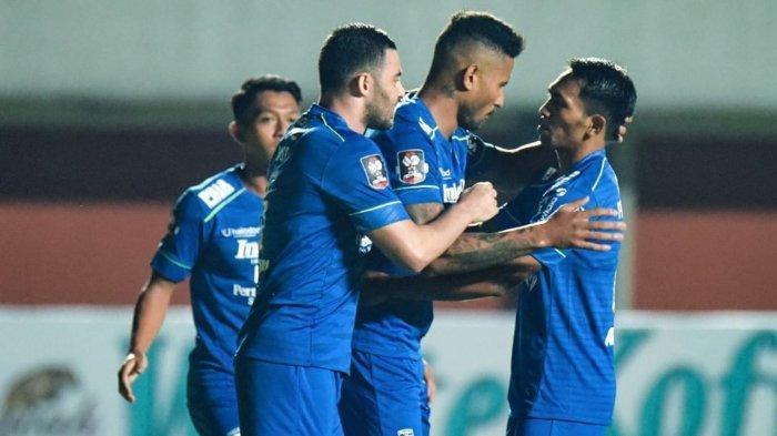 Sempat Tak Targetkan Juara, Kini Robert Alberts Ingin Persib Bandung Menang di Final Piala Menpora