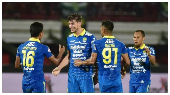 Jelang Persib Bandung Vs Persija Jakarta, Ezechiel Kembali, Omid Nazari dan Nick Kuipers Menepi