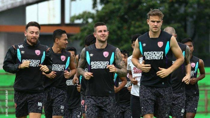 Pilar Andalan Belum Dimainkan, Ini Prediksi Susunan Pemain PSM Makassar untuk Lawan Badak Lampung FC