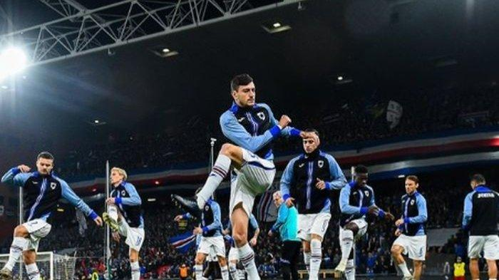Bartosz Bereszynski Positif Virus Corona, Total Ada 7 Pemain Sampdoria yang Terjangkit
