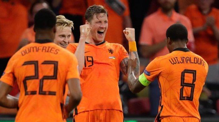 Rekap Hasil EURO 2020: 7 Pertandingan Dikuasai Tim Unggulan, Inggris hingga Belanda Raih Poin Penuh