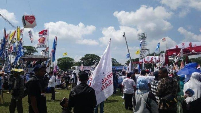 Di Kampanye Akbar Prabowo, Titiek Soeharto: Piye, Isih Enak Zaman Bapakku To?
