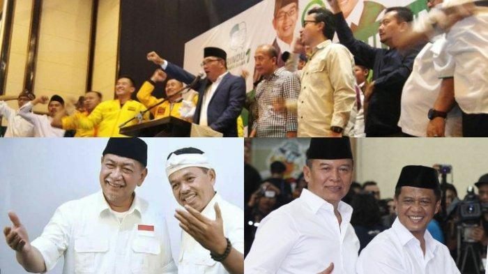 Belum Ada Pengumuman Resmi, 2 Paslon Cagub-Cawagub Jabar Sudah Ucapkan Selamat pada Ridwan Kamil-UU