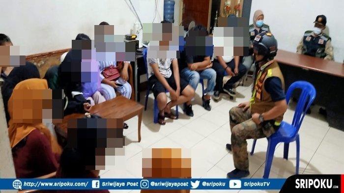3 Pasangan Bukan Suami Istri Kepergok Masuk Satu Kamar Hotel, Gelagapan saat Digerebek Satpol PP