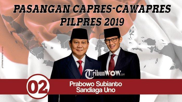 Kriteria Kabinet Prabowo-Sandi jika Terpilih di Pilpres 2019: Pintar hingga Punya Akhlak