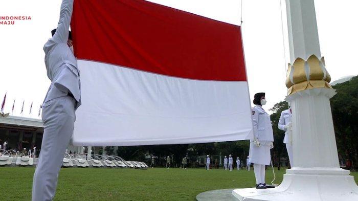 Upacara Detik-Detik Peringatan Proklamasi, Sejumlah Jalan di Istana Negara Ditutup Pukul 06.00 WIB