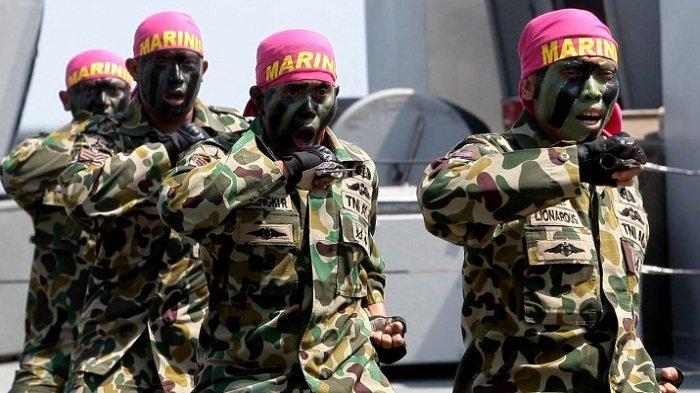 Nasi Komando Menjadi Makanan Wajib Marinir Dan Harus Dihabiskan Tanpa Sisa Seperti Apa Wujudnya Tribun Wow