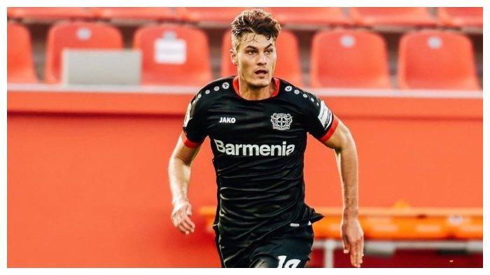 Video Gol Spektakuler Striker Bayer Leverkusen di Piala Eropa 2020 dan Bawa Ceko Benamkan Skotlandia