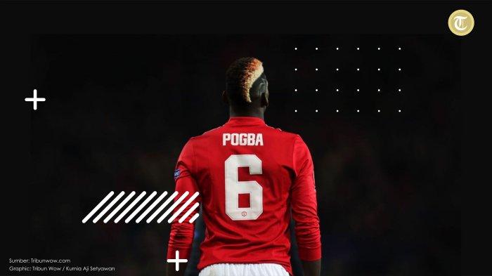 Satu Postingan Paul Pogba Ini Langsung Buat Panik Penggemar Manchester United