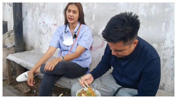 Paula Verhoeven Dikabarkan Positif Covid-19, Istri Baim Malah Makan di Pinggir Jalan, Sudah Aman?