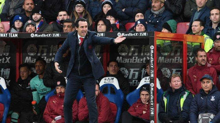 Pelatih Arsenal, Unai Emery
