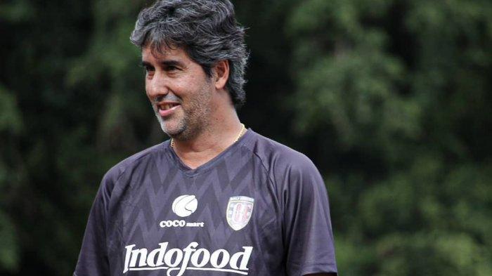 Stefano Cugurra Teco Yakin Bali United Masih Bisa Lolos Fase Grup Piala AFC