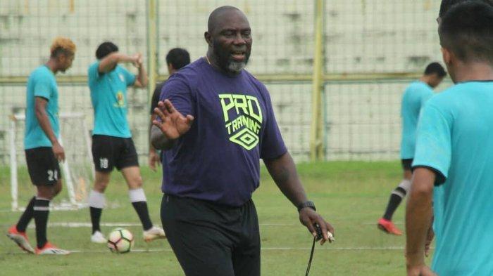 Pelatih Barito Putera, Jacksen F Tiago
