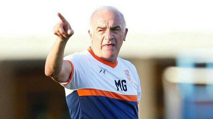 Jelang Laga Borneo FC Vs Bhayangkara FC, Indra Kahfi: Kita Semua Tahu Mario Gomez Pelatih Hebat