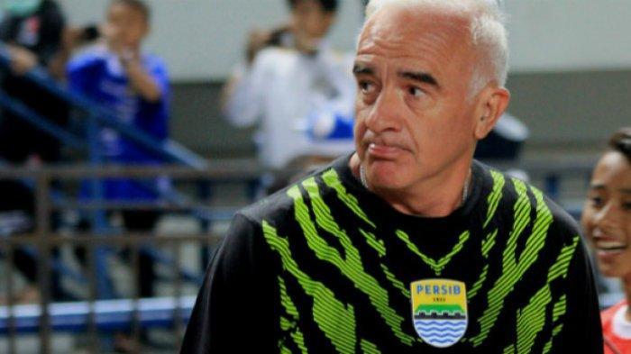 4 Nama yang Dikabarkan Jadi Kandidat Pelatih Persib Bandung Gantikan Gomez, Ada yang dari Thailand