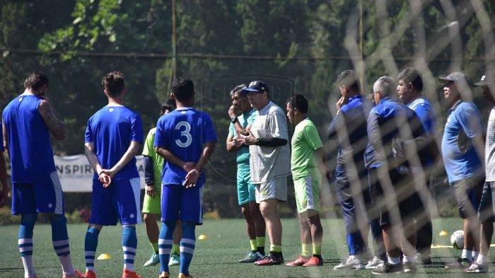 Ada Misi Balas Dendam Persib Bandung saat Lawan Tira Persikabo di Liga 1 2019