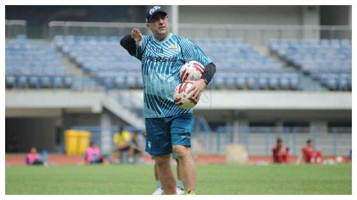 Persib Bandung Vs PSS Sleman, Robert Alberts: Harus Jadi Momentum Raih Tiga Poin Lagi