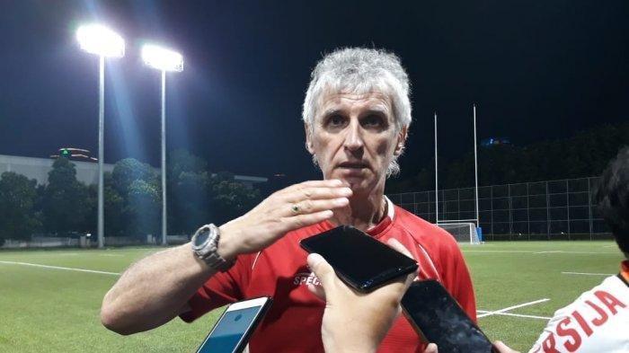 Jelang Laga Kontra PSS Sleman, Pelatih Persija Jakarta Ungkapkan Kendala Terbesar di Timnya
