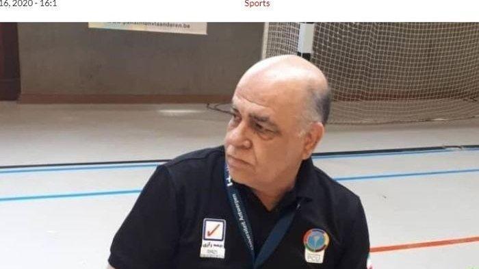 Direktur Teknik Timnas Futsal Iran Ahmad Taheri Meninggal Dunia setelah Terjangkit Virus Corona