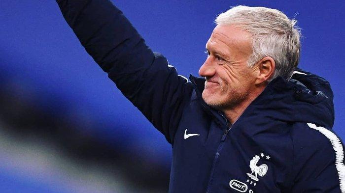 EURO 2020: Tanggapan Deschamps soal Konflik Olivier Giroud dengan Kylian Mbappe di Timnas Prancis
