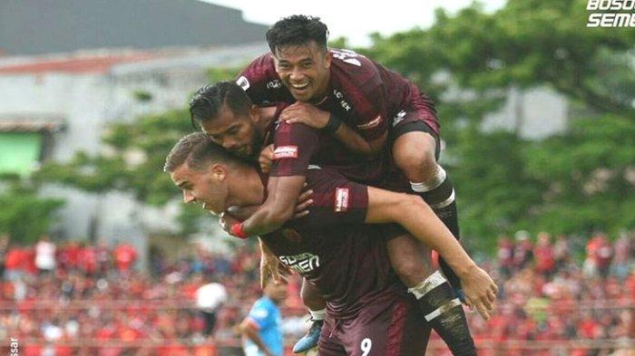 Gasak Perseru Serui 12-0, PSM Makassar Mulus ke Babak Perempat Final Piala Indonesia