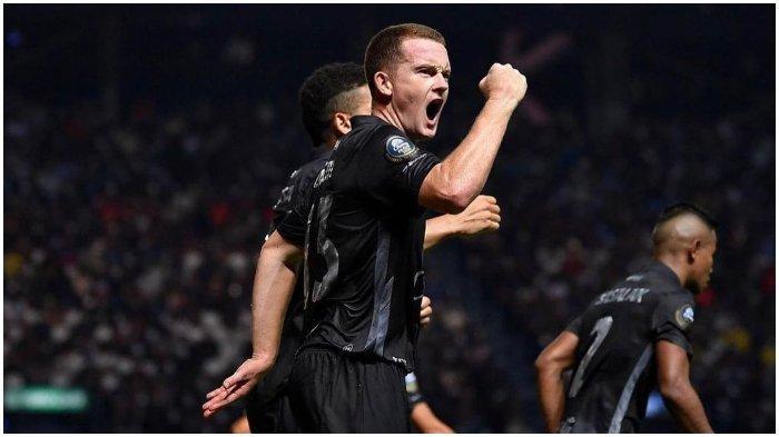 Pemain Buriram United Brandon O'Neill Buka Suara setelah Ramai Dikabarkan akan Gabung Persib Bandung