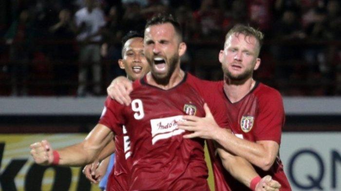 Spaso Terpaksa Absen, Bali United Kalah Telak dari Ceres Negros: Tim Tak Bergantung pada 1 Pemain