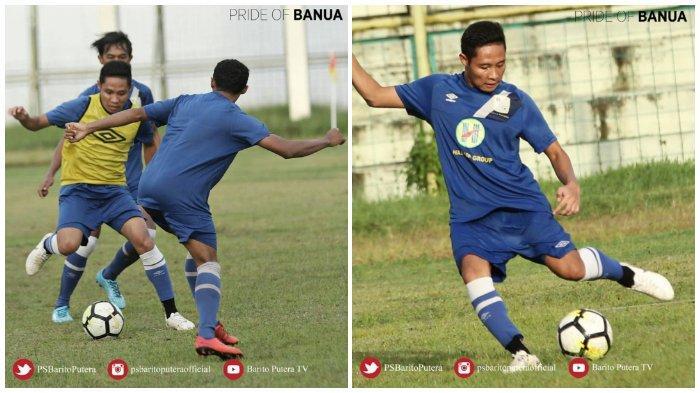 Evan Dimas Tiba di Banjarmasin dan Langsung Ikut Latihan, Suporter: Ngeri Tendangan Jarak Jauhnya