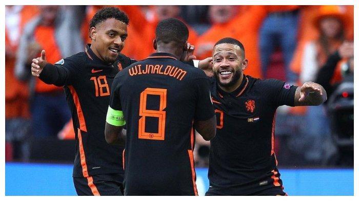 Jadwal EURO 2020 Belanda Vs Ceko, Pemain Anyar PSG Wijnaldum Berikan Respek Tinggi